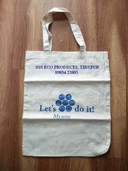 Sss Eco Products Natural Cotton Shopping Bag