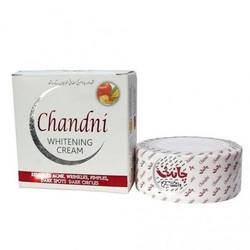 Chandni Skin Whitening Cream