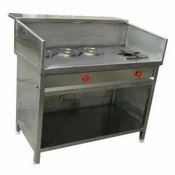 Commercial Stainless Steel Food Counter