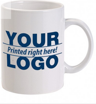 Coffee Mug With Your Logo