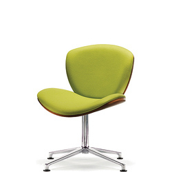 Green Color Restaurant Chair