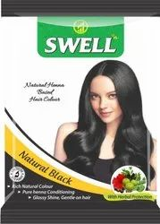 Swell Natural Henna Based Hair Color, For Personal, Packaging Size: 15 Gm