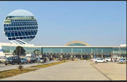 600 KW At Varanasii Airport Project