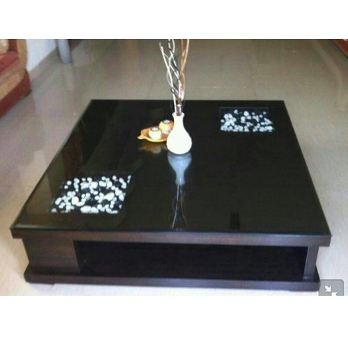 Modern Square Wooden Living Room Center Table For Home Hotel Etc Rs 3500 Unit Id 19939073797