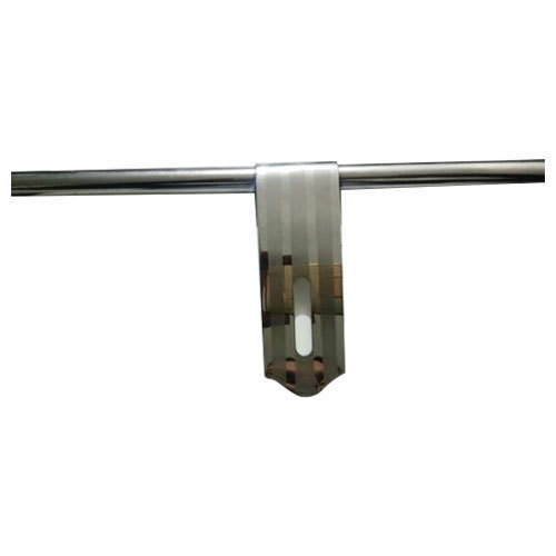 Stainless Steel V Cut 4 Line SS Aldrop, Aldrop Size: 10' , Rod Thickness: 14 mm