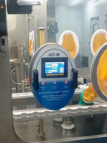 Wireless Glove Integrity Tester