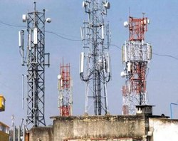 Jio Mobile Tower and Vodafone Mobile Tower Installation ...