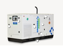 100 kVA Greaves Diesel Generator