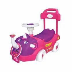 Plastic Magic Car, For School/Play School