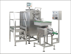 Cheese Production Line, Capacity: Up To 800 Kg/hr