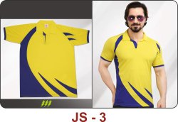 JS-3 Polyester T-Shirts