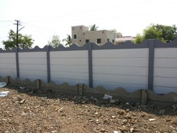 RCC Residential Compound Wall