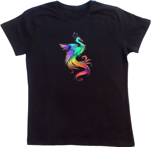 Women s Customized T-Shirts - View Specifications   Details of ... 4859192e9