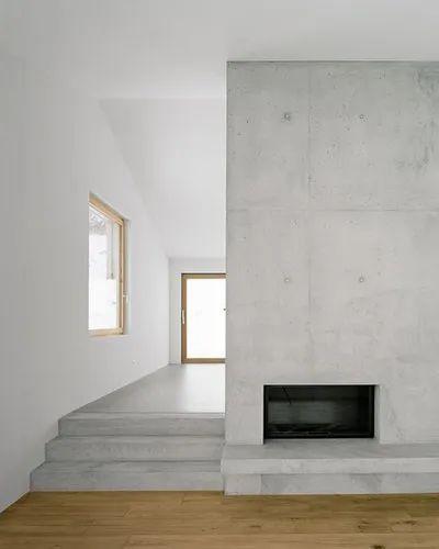 Concrete Walls Finish Manufacturer