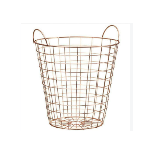 Copper Wire Basket, Size/Dimension: Customizes