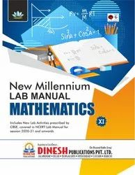 Experienced Authors English Dinesh Publications'' Lab Manual In Mathematics Class 11, Class: 11th
