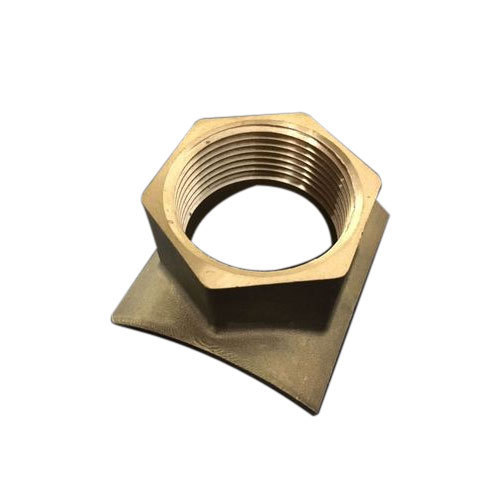 Brass Flange Lock Nut