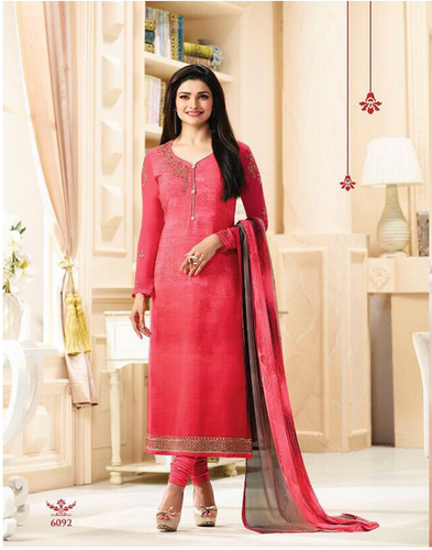 4f67572220 Multcolor Vinay Fashion Llp Royal Crepe Vol 10 Straight Suits, Rs ...