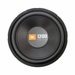 220v Black Car Woofer, Size: 12 Inch