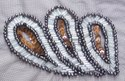 Stylish Beaded Patches