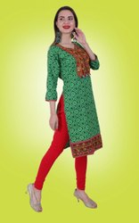Cotton Rajasthani Kurti