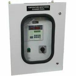 Temperature Monitoring Scanner Panel, IP Rating: IP44