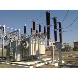 Electric Old Transformer