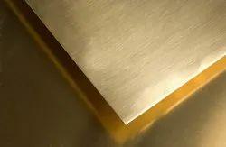 Brass Sheet CuZN40