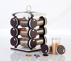 Multipurpose Revolving Spice Rack