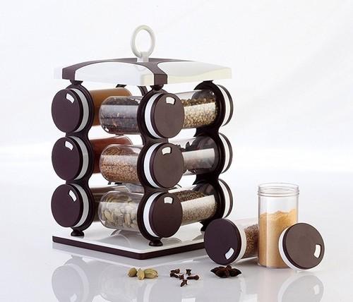 Kitchen e Racks, Cupboard e Rack, Rotating e Rack, e ...