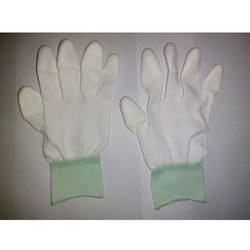 PU Tip Coated Gloves
