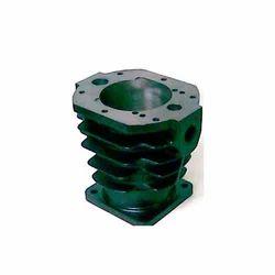 Assembled Cylinder Head
