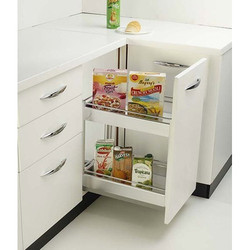 Platinum Two Shelf Pullout