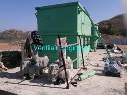 Containerized Sewage Treatment Plants
