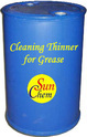 Cleaning Thinner for Grease