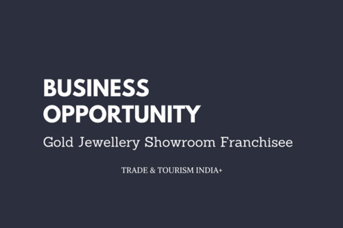 Gold Jewellery Showroom Franchise Franchise Opportunity Gold