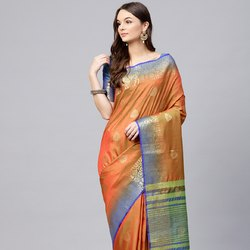 Ethnic Weaving Saree
