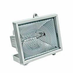 Aluminum Integral Compact Wide Beam Floodlight