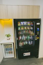 Beverages Vending Machine on Rental