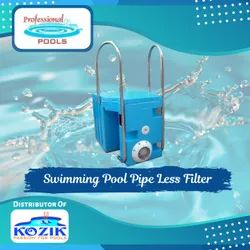 Swimming Pool Pipe Less Filter