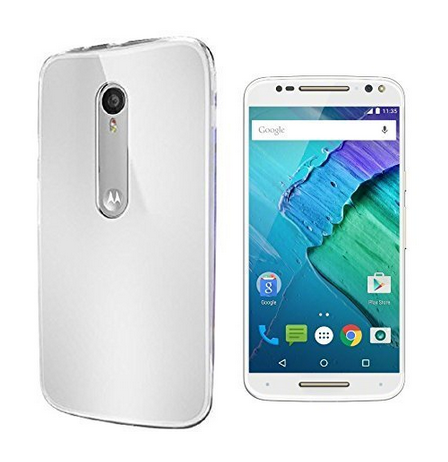 wholesale dealer f8df9 01d49 Back Case Cover For Motorola Moto X Style