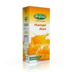 Tetra Packed Mango Juice