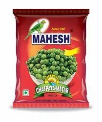 Mahesh Chatpata Matar Namkeen, Packaging Size: Approx 4 Kg Cartoon