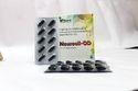 Methylcobalamin Alpha Lipoic Acid Pyridoxine Hydrochloride Vitamin B6 and Folic Acid Capsules