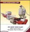 Raffia Tape Stretching Line