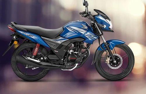 Black Honda Cb Shine 125 Sp Drum Bike Rs 62668 Piece Maharani