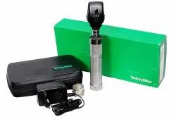 Welch Allyn Retinoscope With Rechargeable Battery Handle