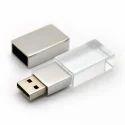 Customized Crystal USB Pendrive