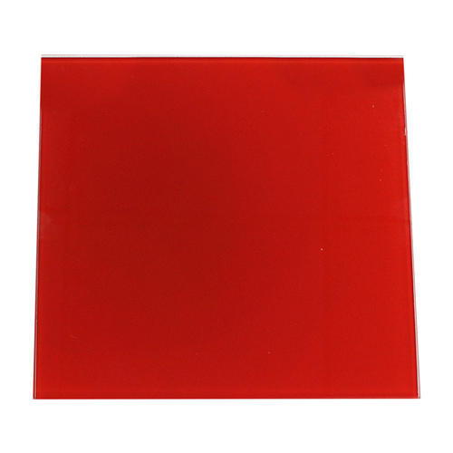 Red Lacquer Glass