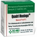 Quadrimeningo, Meningococcal Polysaccharide Vaccine